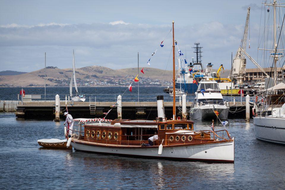 Classy Boat Hobart Tasmania