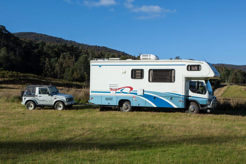 Australian RV Setup