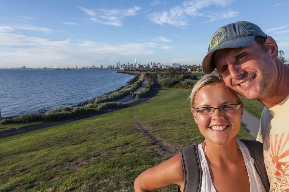 Dorothy and Duncan Melbourne