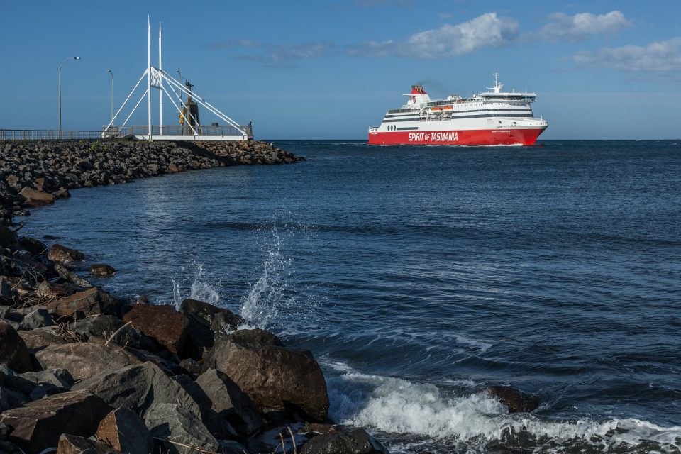 Spirit Of Tasmania Ferry