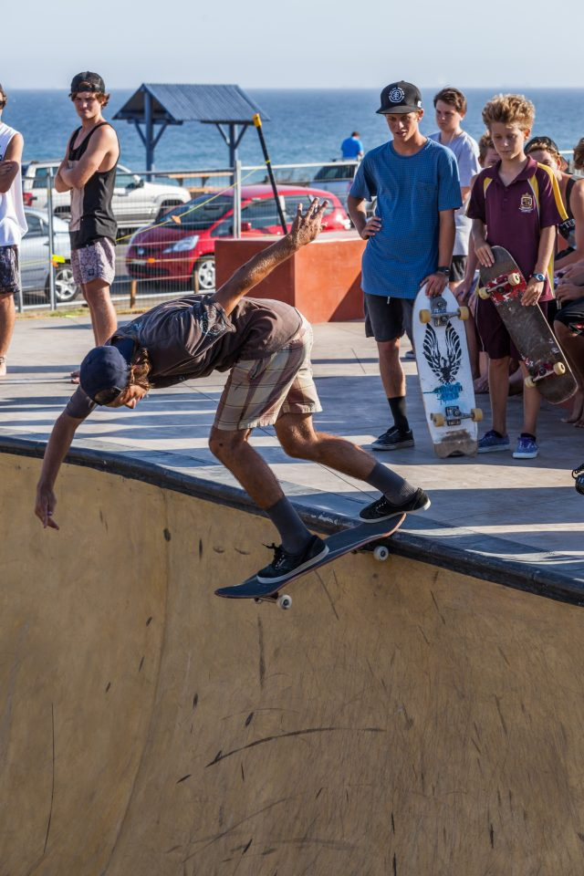 Skater Merewether Australia