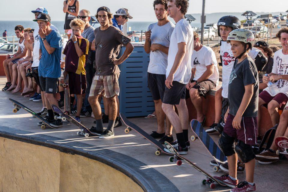 Skate Kids Merewether Australia