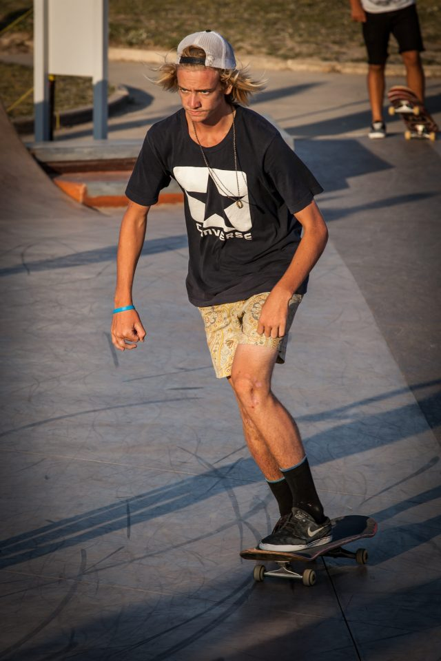 Intense Skater Merewether Australia