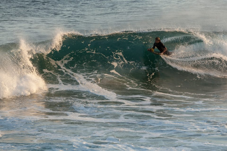 Bodyboarding Coffs Harbour