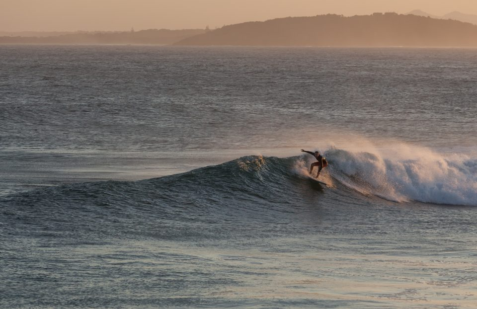 Surfing Coffs Harbour