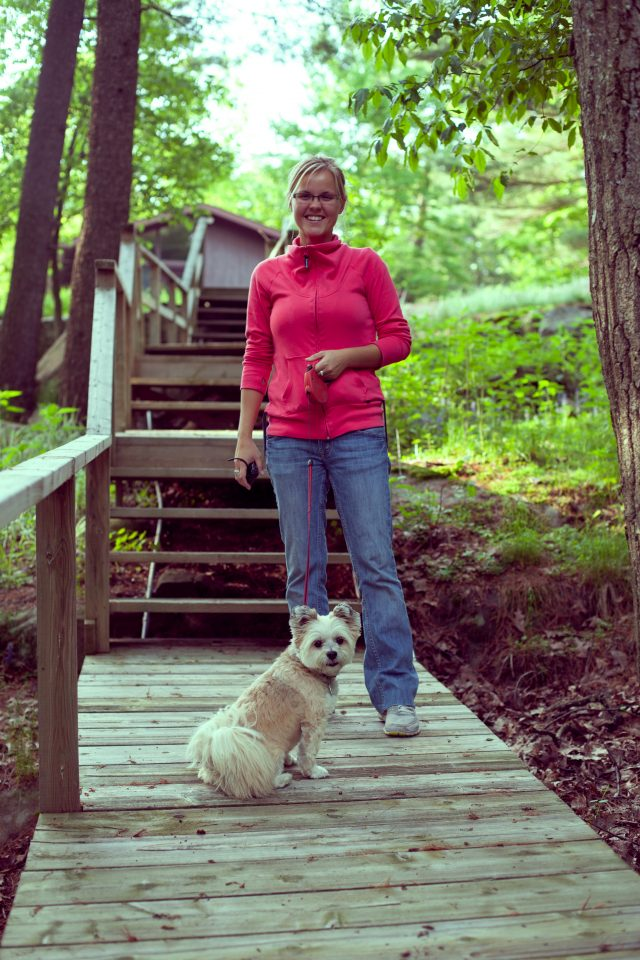 Dorothy and Pepper 1000 Islands
