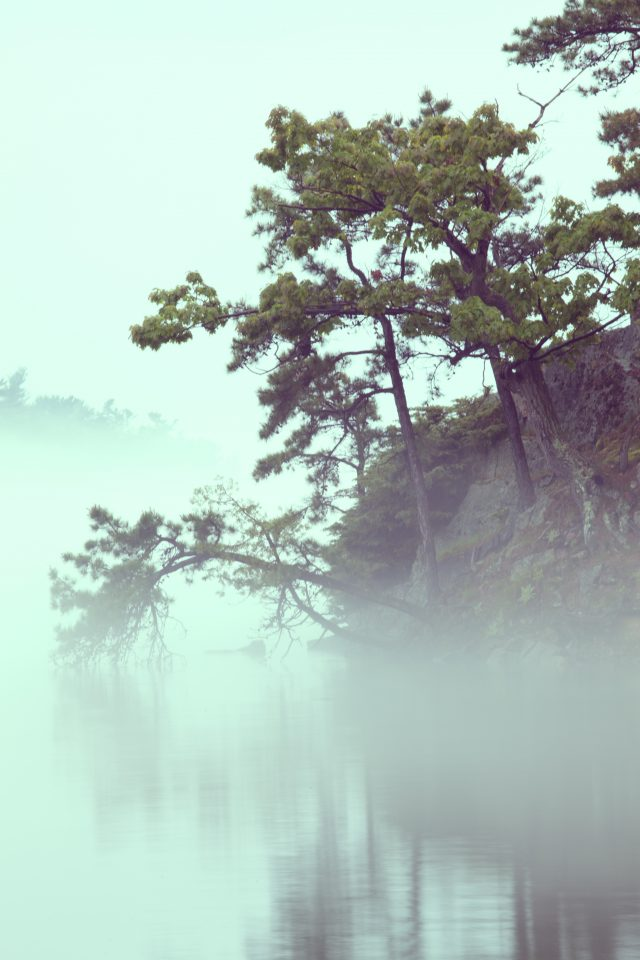 Misty Morning 1000 Islands