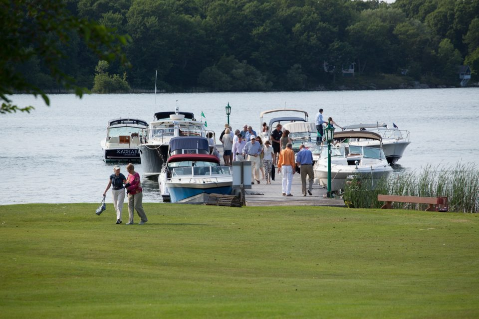 The Dock at Grenadier Country Club