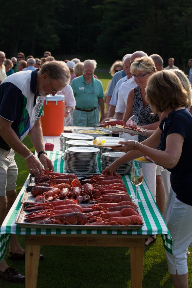 Lobster Fest at Grenadier Country Club