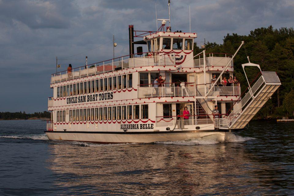Alexandria Belle Uncle Sam Boat Tours