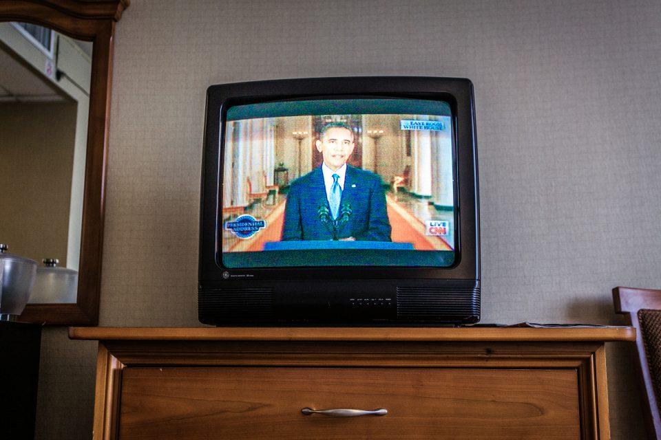 President Obama Addresses the United States on Syria