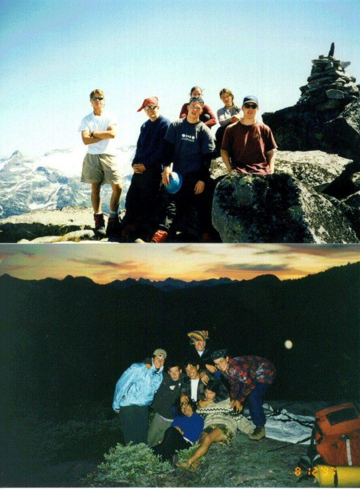 ob3 Outward Bound Western Canada August 2-22 1997