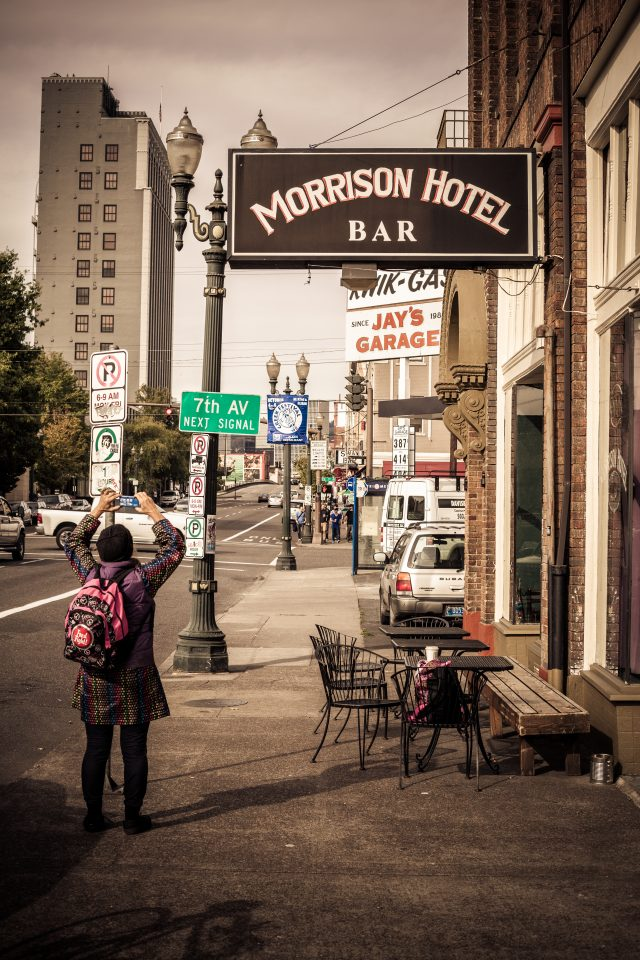 Morrison Hotel Portland XOXO 2013