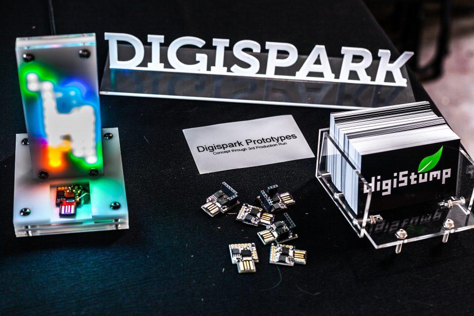 Digispark Prototypes XOXO 2013