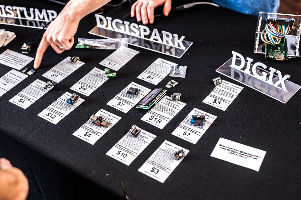 Digispark Products XOXO 2013
