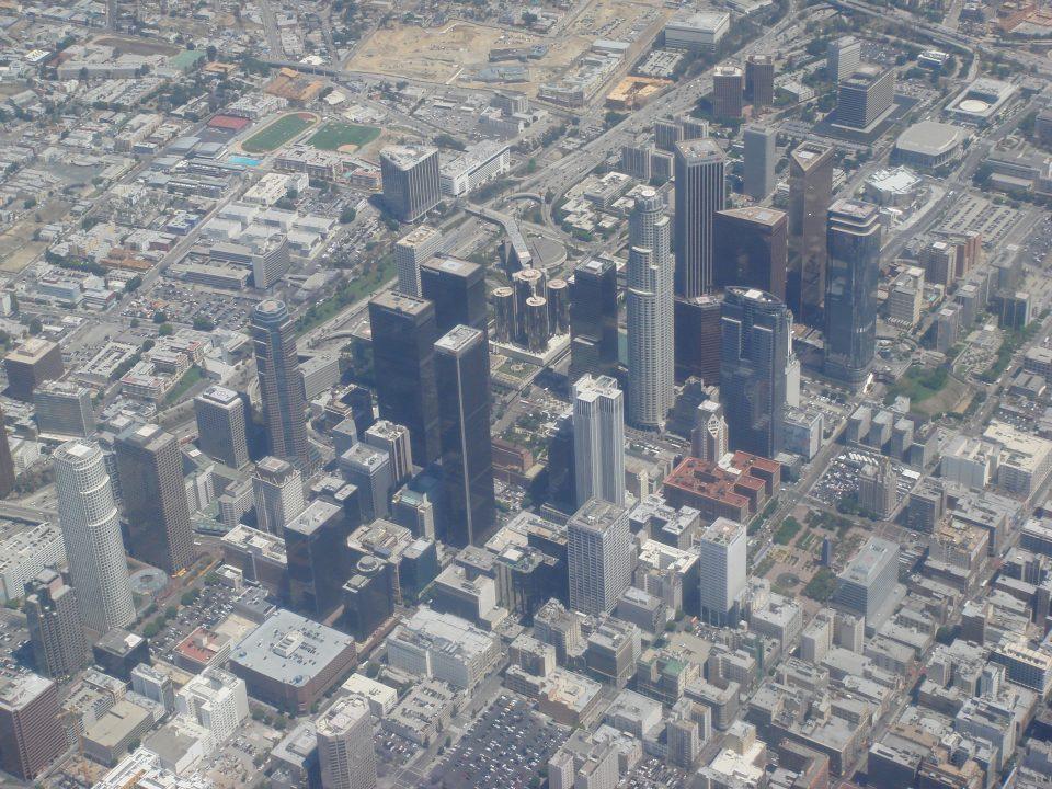 Los Angeles Aerial Photo